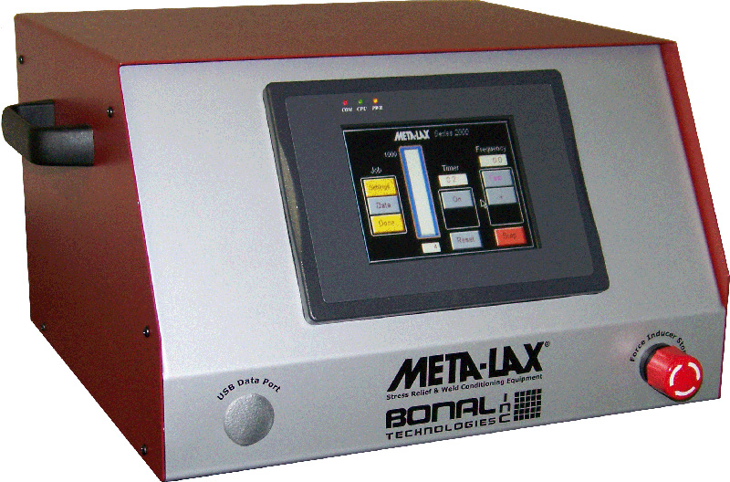 Meta-Lax® Products: Control Consoles & Force Inducers | Bonal Technologies - 2000