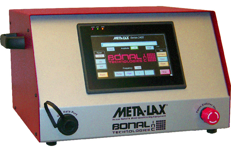 Meta-Lax® Products: Control Consoles & Force Inducers | Bonal Technologies - 2400