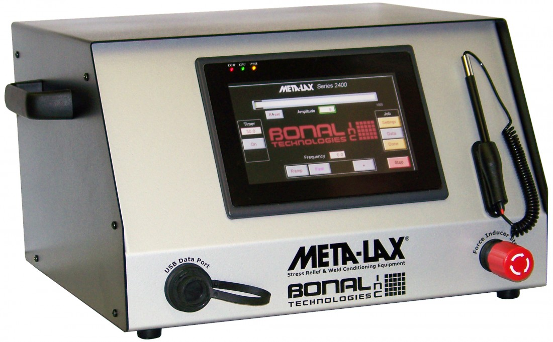 Meta-Lax® Products: Control Consoles & Force Inducers | Bonal Technologies - 2401