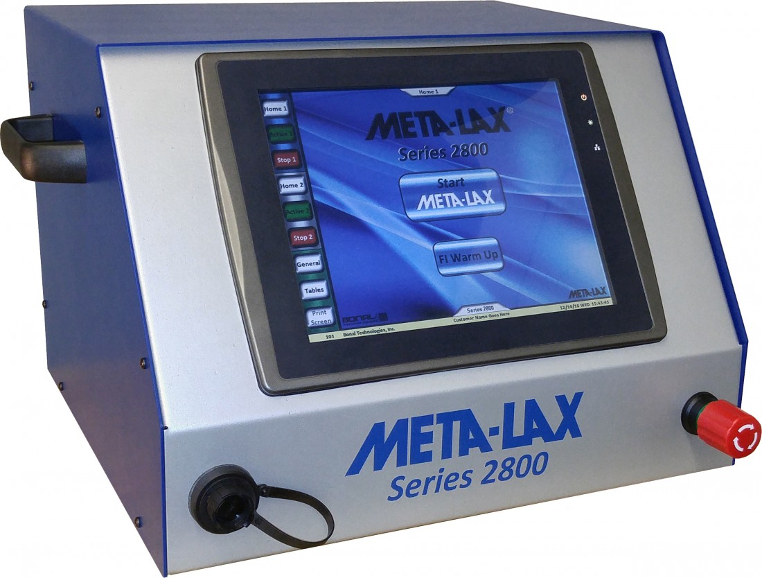 Meta-Lax® Products: Control Consoles & Force Inducers | Bonal Technologies - 2800(1)